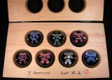 #239: The Seven Samurai Size: 1.47 to 1.53 Price: $5,500