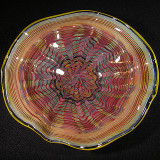 Merry-Go Dish Size: 7.25 x 6.25 x 2.00 Price: SOLD