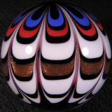 Zebra Swallowtail Size: 1.84 Price: SOLD