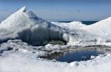 ICE VOLCANOS IN PRESQU'ILES NP 2014