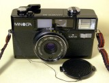 Minolta Hi-Matic S2 at Lindbergh High School Flea Market