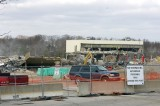 Crestwood Mall Demolition 012517