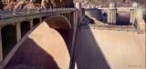 Hoover Dam -- Arizona Overflow Basin