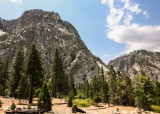 Granite Dome in Kings Canyon National Park