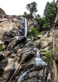 Grizzly Falls along the Kings Canyon Scenic Byway