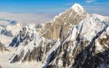 Mount Huntington southwest of McKinley