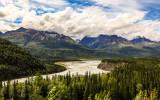 Driving Valdez to Anchorage  – Alaska