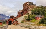 Concentration Mill in Kennecott, Wrangell-St Elias National Park