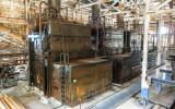 Power Plant generators in Kennecott, Wrangell-St Elias National Park