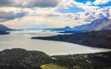 Serenely beautiful Lake Clark in Lake Clark National Park