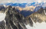 The Alaska Range in Lake Clark National Park
