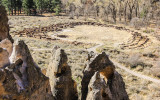 Bandelier National Monument – New Mexico
