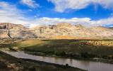 Dinosaur National Monument – Split Mountain – Utah