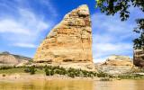 Dinosaur National Monument – Canyon Area – Utah