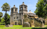 Mission Concepcion in San Antonio Missions NHP