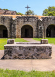 Well on the grounds of Mission Concepcion in San Antonio Missions NHP