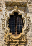 Rosa's Window at Mission San Jose in San Antonio Missions NHP