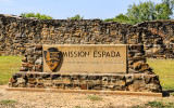 Site of Mission Espada in San Antonio Missions NHP