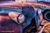 1939 and 1949 Buicks