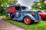 1937 Ford Panel Truck