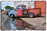 Early 50's Dodge Pickup
