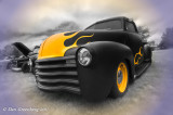 1947 Chevy Pickup Dreamscape