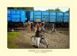 Varanasi Express - INDIA 2013