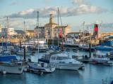 Ramsgate Harbour Lumix G6 14-42mm Test