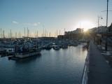 Ramsgate Harbour Sunset - Lumix G6 Test