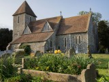 St Mildred's Church Preston Nr Canterbury