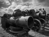 Steam Graveyard