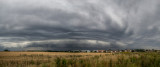 Storm Brewing North of Westwood Cross