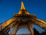 Eiffel Tower Twilight