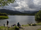 Three Generations enjoying The Lake District