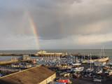 Ramsgate Harbour Rainbow