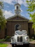 London Taxi wedding car in Deal
