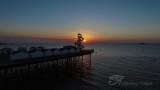 Herne Bay Pier Sunset