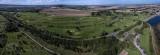Stonelees Golf Course Panorama