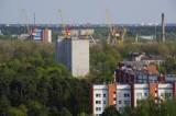 View from Ziemelblazma tower