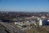 View from Swedbank on Pardaugava