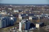 View from Swedbank on Pardaugabva