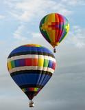 Hot Air Balloons Albuquerque Balloon Fiesta