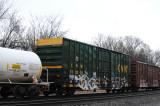 CNW Boxcar