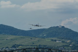 Douglas DC-6B, Chance Vought F4U-4 Corsair
