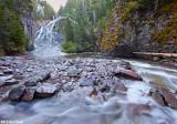 Walupt Creek Falls and Cispus River