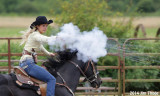 Mounted Shooting 7-19-14