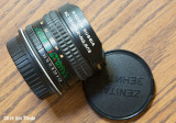 Zenitar 16mm f/2.8 MC Fisheye
