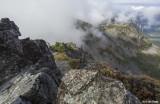 Plummer Peak from Pinnacle Peak