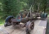 Toro Golf Course tractor