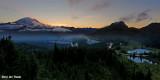 Mt Rainier Tipsoo Lake
